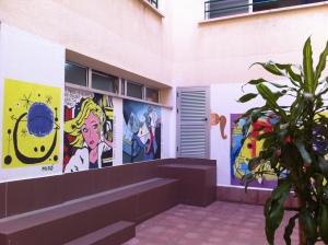 La Plaza de las Artes